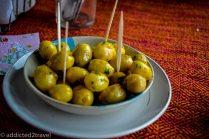 oliwki podawane są do każdego dania