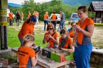 Z przypadku zostaliśmy współorganizatorami Rzeźnika, dostaliśmy nawet czaderskie pomarańczowe koszulki