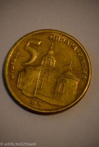 serbski dinar