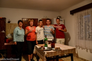 Rumuńska gościnność