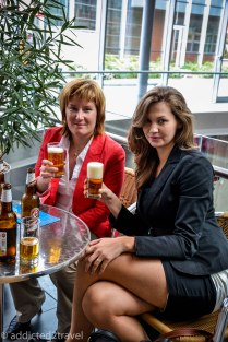 Piwo na uczelni smakuje wybornie ;)