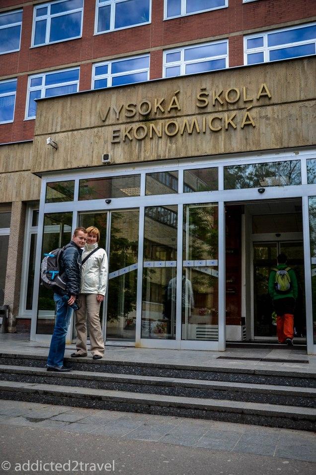 Wyższa Szkoła Ekonomiczna w Pradze