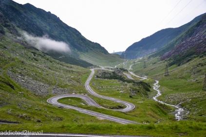 Trasa Transfagorska