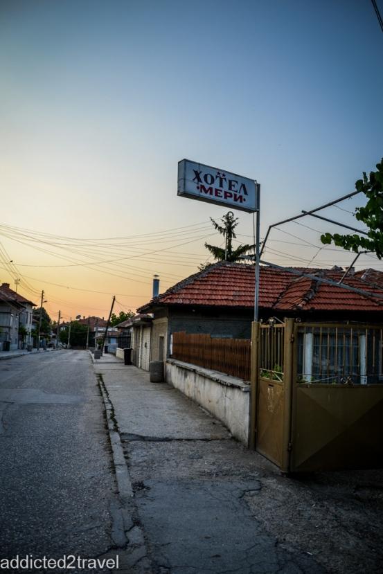 jedyny hotel w Byala