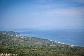 najdłuższa piaszczysta plaża w Albanii