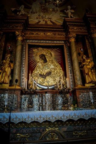 obraz Matki Boskiej Ostrobramskiej
